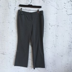 LOFT GREY TROUSERS 6P ANN